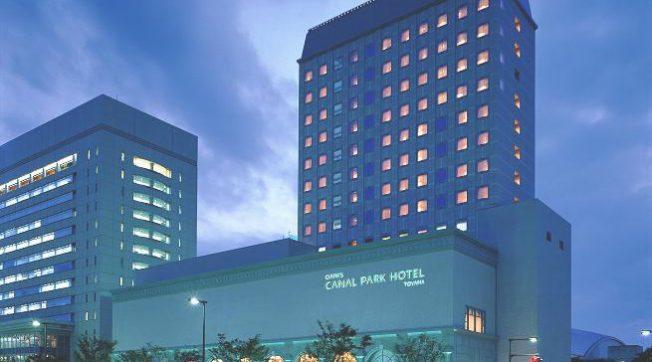 4. オークスカナルパークホテル富山