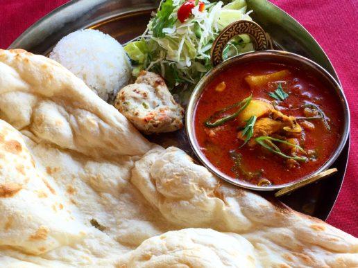 15. Indian cuisine, Indira Uozu store PIC3